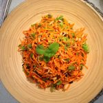 Mint & Carrot Salad