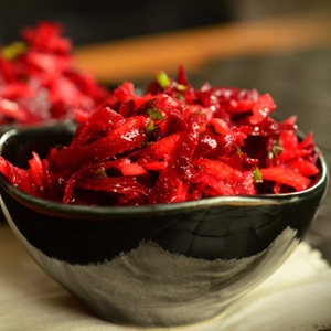 Fresh beetroot recipes