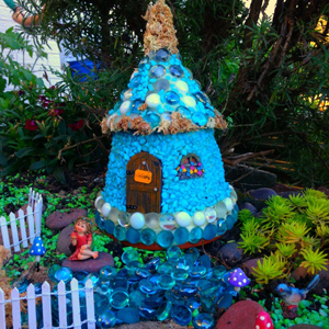 Amazing Fairy Cottage