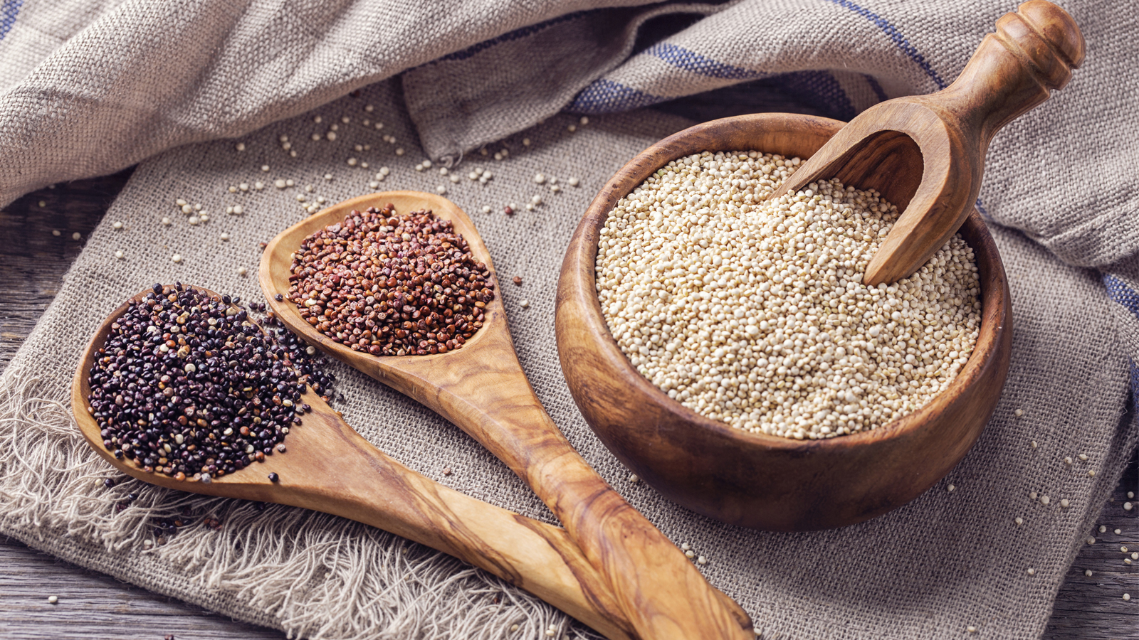 How to make quinoa a success with your family!