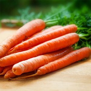 Easy to grow veggies -Carrots