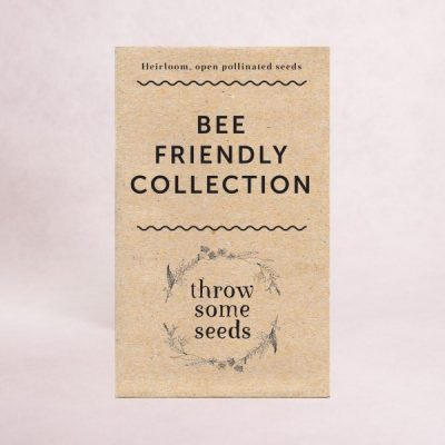 Throw Some Seeds - Bee Friendly Collection