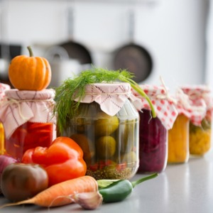 vegetable garden - pickled veggies