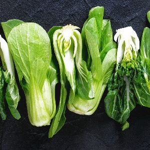 Asian Greens Bok choy 3