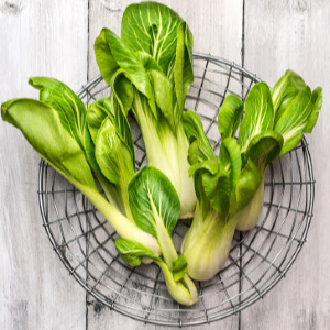 Asian greens pak choy