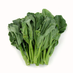 Asian greens Chinese broccoli