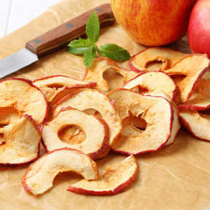 healthy-garden-snacks-apple-rounds