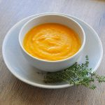 Pumpkin and Cauliflower Soup